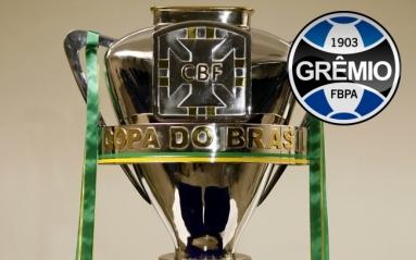 Grêmio pentacampeão da Copa do Brasil