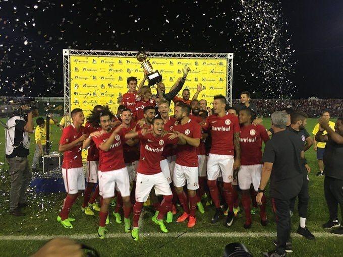 Internacional - Campeão da Recopa Gaúcha 2017