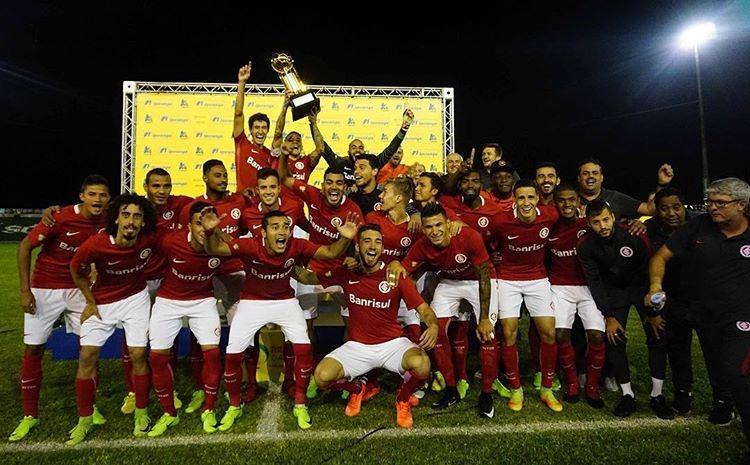 Inter campeão da Recopa Gaúcha 2017