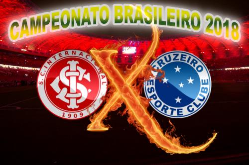 Internacional enfrenta o Cruzeiro pela terceira rodada do Campeonato Brasileiro