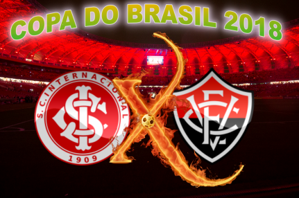 INTERNACIONAL VS VITORIA COPA DO BRASIL 2018