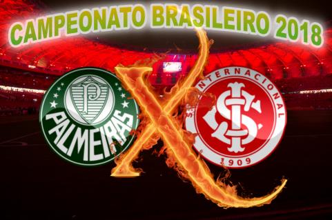 palmeiras vs internacional_Brasileirão 2018_2ª rodada