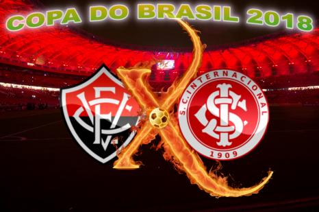 vitoria vs internacional_copa do brasil 2018