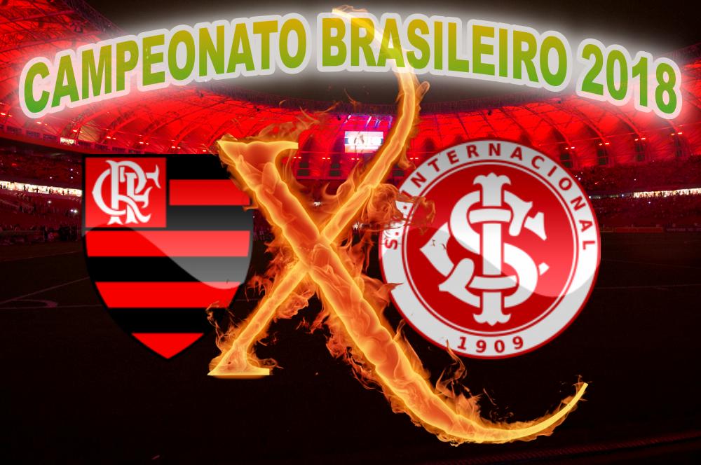Flamengo vs Internacional - Brasileirão 2018 - 4ª rodada