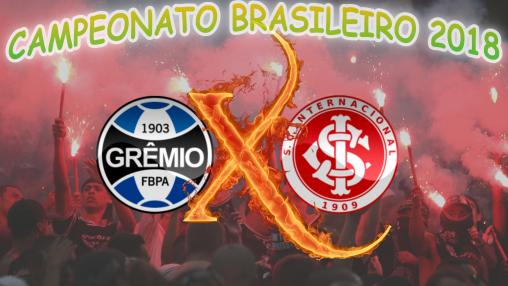 GreNal 416 - Brasileirão 2018 - 5ª rodada