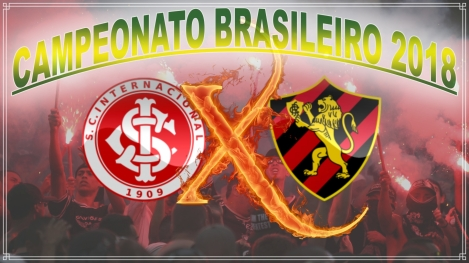 Internacional vs SportRE - Brasileirão 2018 - 9ª rodada