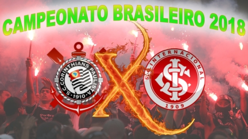 Corinthians vs Internacional - Brasileirão 2018 - 26ª rodada