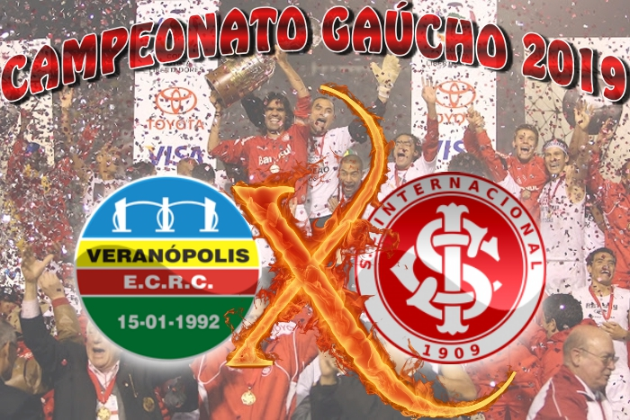 Veranópolis vs Internacional - Gauchão 2019 - 4ª rodada
