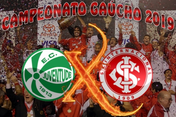Juventude vs Internacional - Gauchão 2019 - 6ª rodada