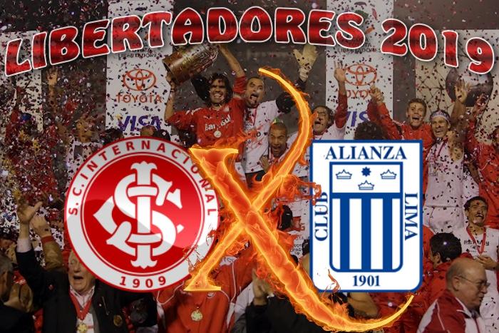 Libertadores 2019 - Internacional vs Alianza Lima