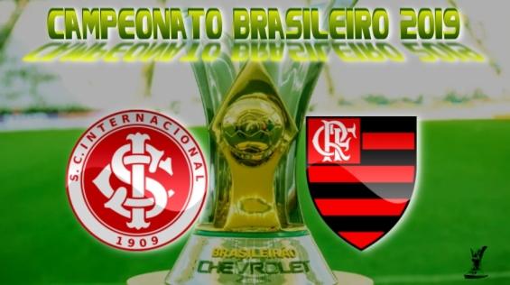 Brasileirão 2019 - Internacional vs Flamengo - 2ª rodada