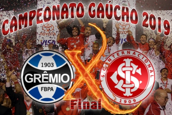 Grêmio vs Internacional - Gauchão 2019 - Final