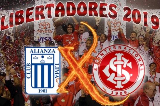 Libertadores 2019 - Alianza Lima vs Internacional - Grupo A - 5ª rodada