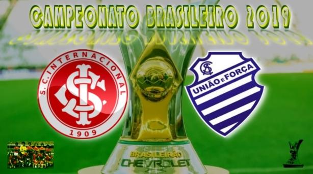 Brasileirão 2019 - Internacional vs CSA - 5ª rodada