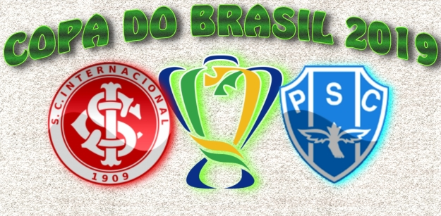Copa do Brasil 2019 - Internacional vs Paysandu - Oitavas de Final