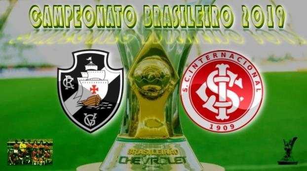 Brasileirão 2019 - Vasco vs Internacional - 8ª rodada