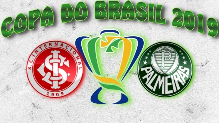 Copa do Brasil 2019 - Internacional vs Palmeiras - Quartas de Final