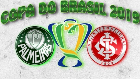 Copa do Brasil 2019 - Palmeiras vs Internacional - Quartas de Final