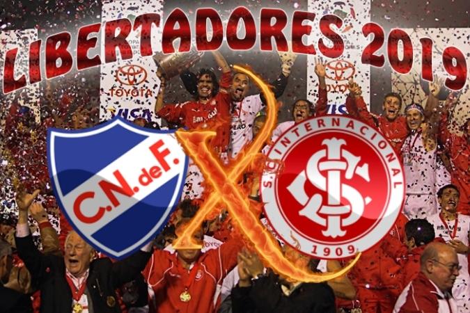 Libertadores 2019 - Nacional-URU vs Internacional