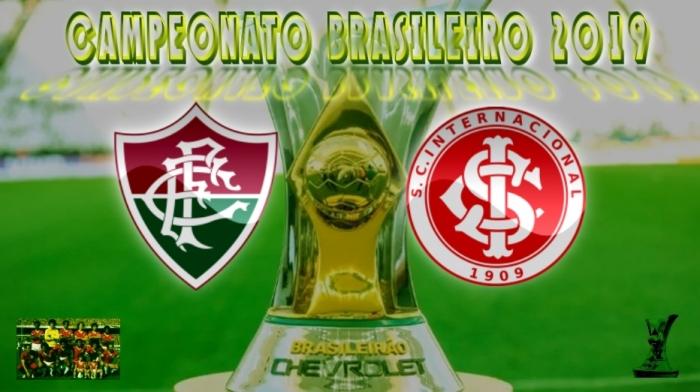 Brasileirão 2019 - Fluminense vs Internacional - 13ª rodada