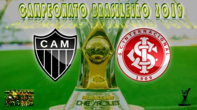 Brasileirão 2019 - Atlético-MG vs Internacional - 19ª rodada