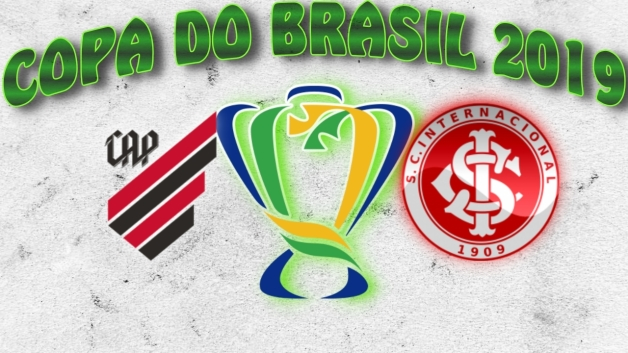 Copa do Brasil 2019 - Athletico-PR vs Intermacional - 1ª jogo da final