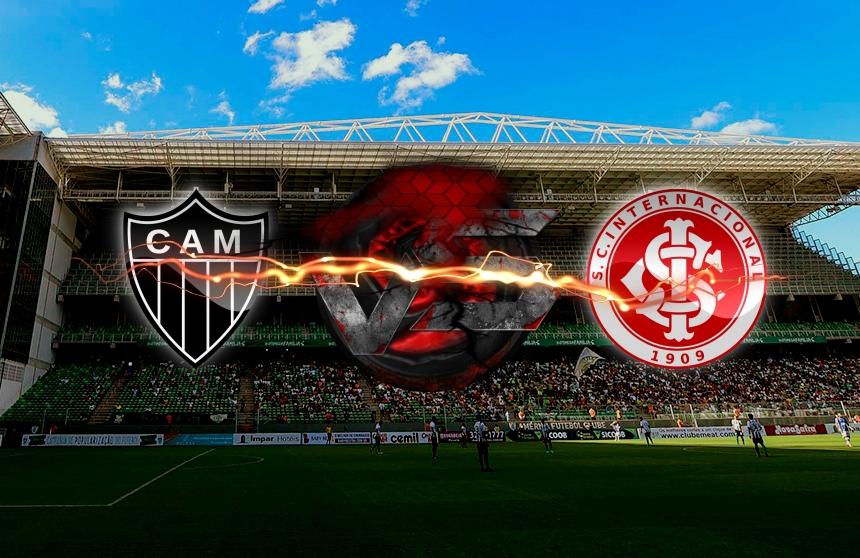 Brasileirão 2019 - Atlético-MG vs Internacional - 19ª rodada (LFCS)