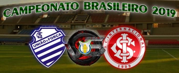 Brasileirão 2019 - CSA vs Internacional - 24ª rodada
