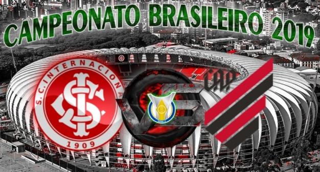 Brasileirão 2019 - Internacional vs Athletico-PR - 29ª rodada