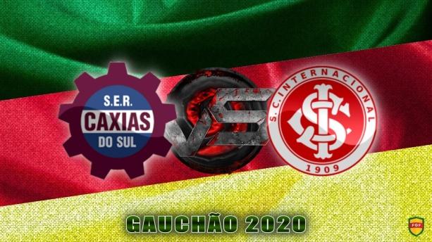 Gauchão 2020 - Caxias vs Internacional