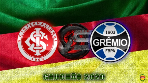 Gauchão 2020 - GreNal 423 - semifinal