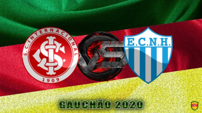 Gauchão 2020 - Internacional vs Novo Hamburgo