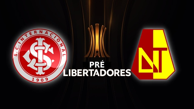 Pré-Libertadores 2020 - Internacional vs Tolima
