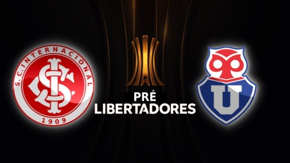 Pré-Libertadores 2020 - Internacional vs Universidad do Chile