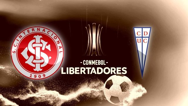 Libertadores 2020 - Internacional vs Universidad Católica