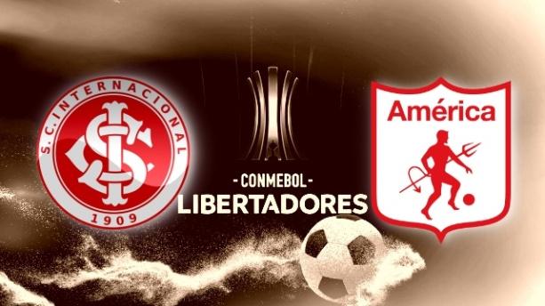 Libertadores 2020 - Internacional vs América de Cáli