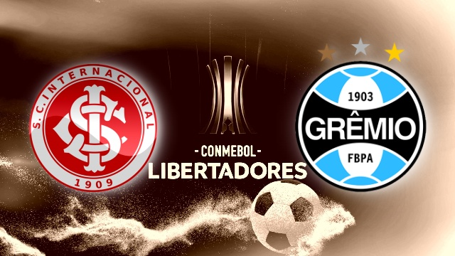 Libertadores 2020 - Internacional vs Grêmio - GreNal 427